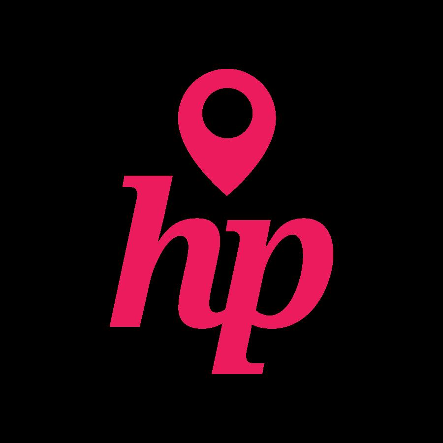 Hidden Place - logo icon